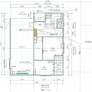 【間取り①】2階リビング我が家の間取り公開