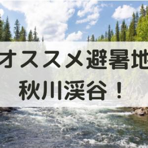 オススメ避暑地は秋川渓谷!