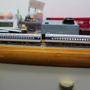 KATO 0系2000番台新幹線ブラッシュアップ④