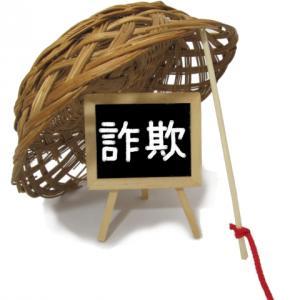 人生の失敗1~100万円の詐欺被害に遭う編~