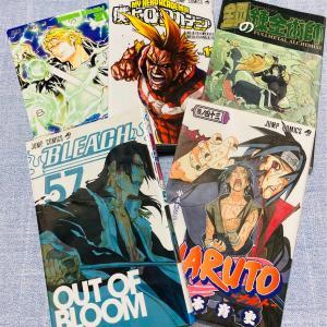 ◆【お題】好きな漫画とキャラランキング。