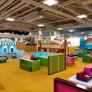 子どもの室内遊技場「キッズーナ」で遊んだ口コミレポート!キッズーナは0歳~2歳ごろの赤ちゃんに最適!