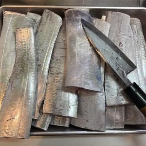 太刀魚料理