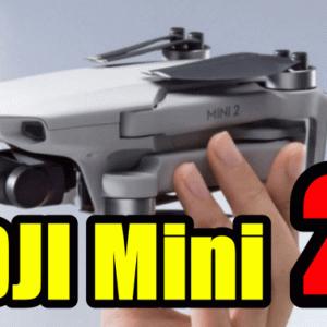 DJI Mini2を買うべき人3選! Mavic Miniと比較し徹底解説