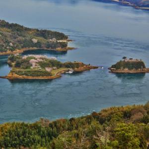 【お城】能島城 -Noshima castle-