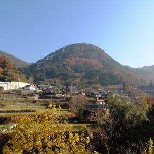 【お城】要害山城 -Yōgaisan castle-