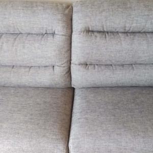ニトリのソファー品質保証5年を利用して、無料で修理してもらいました!