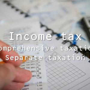 所得の10種類|総合課税と分離課税の違いを解説!FP監修 ややこしい配当所得の解説付き