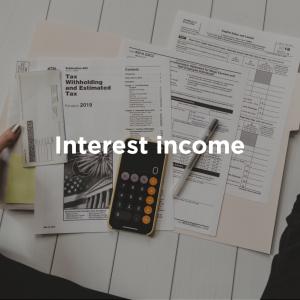 利子所得とは?FPがわかりやすく計算方法と非課税枠を解説