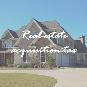 不動産取得税とは?計算方法や軽減措置、申請方法について解説!