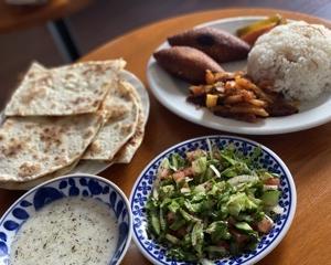 クルド家庭料理を食べに行ってみた。レポ「メソポタミア」@東京・十条駅
