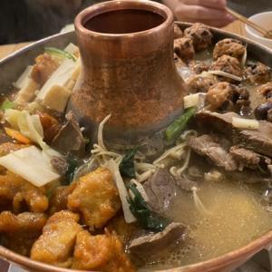 もと宮廷料理のチベット鍋(ギャコック鍋)を食べに行ってみたレポ。