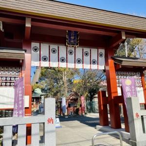 東京パワースポット巡り④安部晴明ゆかりの立石熊野神社(青砥)