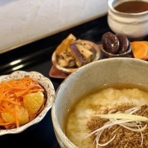 東京ナース食べある記・八王子編①「八王子食堂 日々」でほっこり朝粥