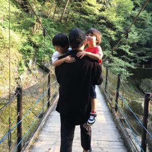 ぶらり袋田の滝