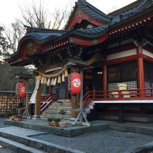 【goto山梨】御朱印探訪:山中諏訪神社・山中浅間神社