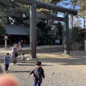 【御朱印】神社探訪:埼玉縣護國神社