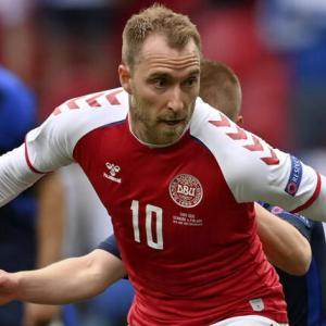 【EURO2020】世界屈指のプレイメーカー デンマーク代表エリクセン 無事でよかった!!