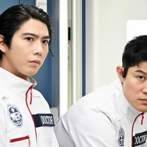 『TOKYO MER~走る緊急救命室』第2話 感想と3話あらすじ 中条あやみに夢中です。