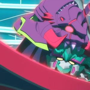 【シンカリオンZ】第21話『出撃、シンカリオンZ 500 TYPE EVA』感想 碇ゲンドウオンステージとブンギヌスの槍