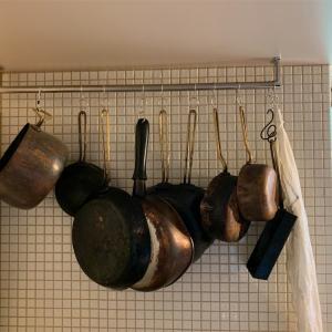 ストーリーのある道具を使うと台所仕事も楽しい!!