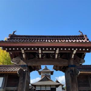 重要文化財のピカピカ勝興寺に行ってきました。。