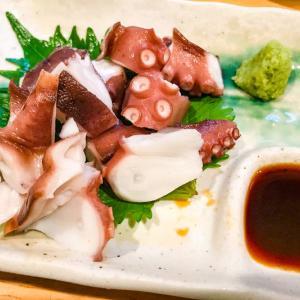 明石 大久保 米鶏食堂 タコでちょい呑み。