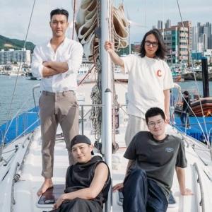 明日からヨット航海の番組(全8回)がCSで始まります