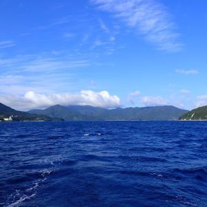 隠岐島後 西郷港へ再訪