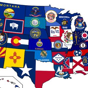 アメリカ合衆国の州に関するクイズ 全23問