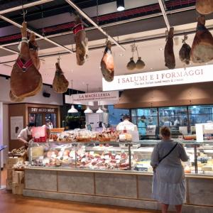 EATALY in LONDON~やさいエプロン~