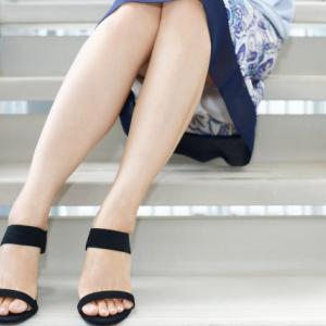 脚はやっぱり美しく魅せたいですよね 毎日履くだけで美脚になれますよ