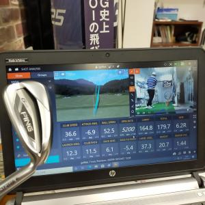 [Trackman session] PING G425 Iron ディープ・レビュー