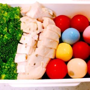 『究極のブロッコリーと鶏肉の弁当』の作り方