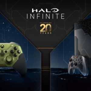 Xbox Series X『Halo Infinite リミテッドエディション』が抽選だと⁈〜会員登録を急げ!〜