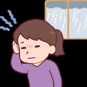 あなたはいくつ当てはまる?天気痛(病)の症状のチェックリストと改善法