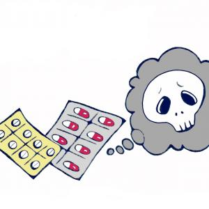 痛み止めを使い続けると重い副作用に悩まされたり薬が効きにくくなる?