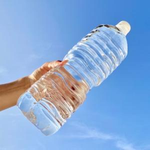 水を飲んで体内から美人になろう♪