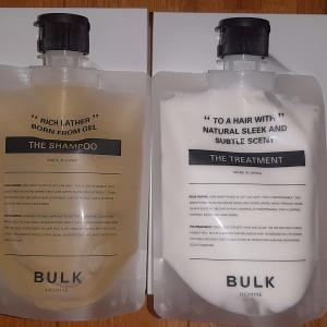 バルクオム(bulk homme)話題のメンズシャンプーを実際に使ってみた体験談