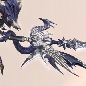 竜騎士のAF3武器&エウレカウェポン第一形態・クジャクの槍?『竜の髭』