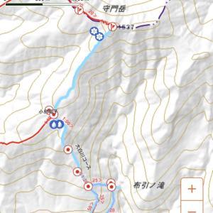 新潟県 魚沼市 守門岳1(山頂)