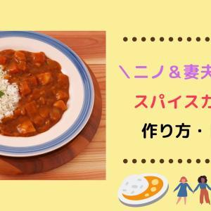 【嵐にしやがれ】ニノと妻夫木聡さんのカレーのレシピ・作り方!