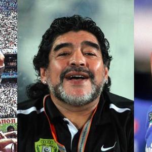 【訃報】元アルゼンチン代表のディエゴ・マラドーナ (60歳) さん、死去…