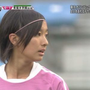 【朗報画像】女子サッカーでとんでもないボーイッシュ美女が見つかってしまうwwww