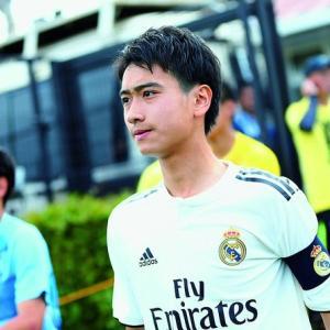 【悲報】日本サッカー界最後の希望ことレアル中井くん、完全に行方不明…