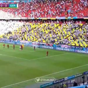 【速報動画】クリロナさん、あとは押し込むだというゴールを決めポルトガル先制キターwwwwwww