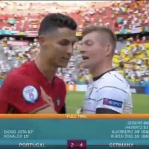 【速報】ポルトガルvsドイツの激アツ試合の結果wwwwww