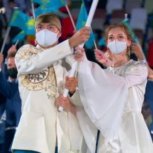 【画像】東京五輪、開会式にFFに出てきそうなめっちゃ美女がいた件wwwwwwwww