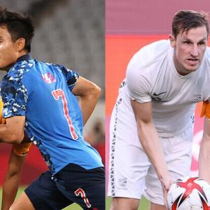 サッカー日本代表、ニュージーランドのパワープレイにあっさり負けそうで怖いんだが…