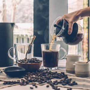 コーヒーアロマは癒しだけじゃない!?コーヒーの香りがもたらす嬉しい効果と楽しみ方